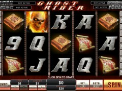 Ghost Rider slotmachines77.com Playtech 1/5