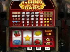Gold in Bars slotmachines77.com GamesOS 1/5