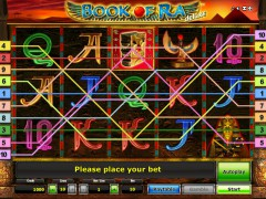 Book of Ra Deluxe slotmachines77.com Gaminator 1/5