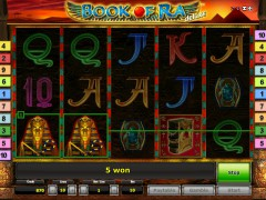 Book of Ra Deluxe slotmachines77.com Gaminator 5/5
