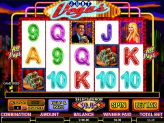Just Vegas slotmachines77.com CryptoLogic 1/5