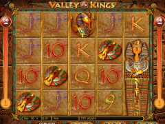 Valley of the Kings slotmachines77.com Genesis Gaming 1/5