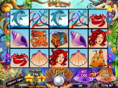 Lucky Mermaid Slots slotmachines77.com MultiSlot 1/5