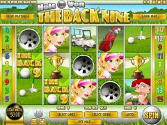 The Back Nine slotmachines77.com Rival 1/5