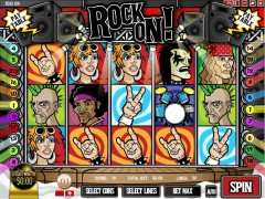 Rock On slotmachines77.com Rival 1/5