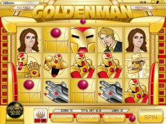 Golden Man slotmachines77.com Rival 1/5