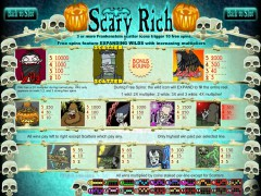 Scary Rich slotmachines77.com Rival 2/5