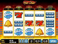 Hot Shot slotmachines77.com Bally 1/5