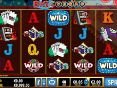 Big Vegas slotmachines77.com Bally 1/5