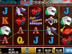 Big Vegas slotmachines77.com Bally 3/5
