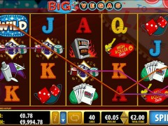 Big Vegas slotmachines77.com Bally 4/5