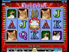 Kitty Glitter slotmachines77.com IGT Interactive 1/5