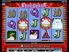 Kitty Glitter slotmachines77.com IGT Interactive 5/5