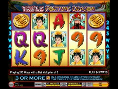 Triple Fortune Dragon slotmachines77.com IGT Interactive 1/5