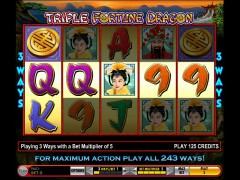 Triple Fortune Dragon slotmachines77.com IGT Interactive 2/5