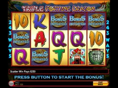 Triple Fortune Dragon slotmachines77.com IGT Interactive 4/5