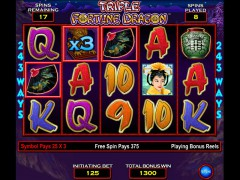 Triple Fortune Dragon slotmachines77.com IGT Interactive 5/5