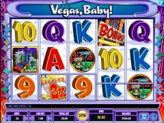 Vegas Baby slotmachines77.com IGT Interactive 4/5