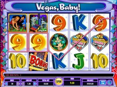 Vegas Baby slotmachines77.com IGT Interactive 5/5