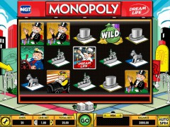 Monopoly Dream Life slotmachines77.com IGT Interactive 1/5