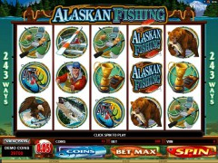 Alaskan Fishing - Quickfire