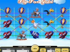 Fly For Gold - Kajot Casino