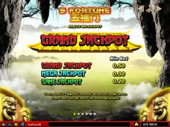 5 Fortune slotmachines77.com Spadegaming 3/5