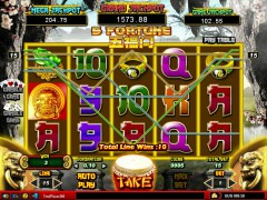 5 Fortune slotmachines77.com Spadegaming 4/5