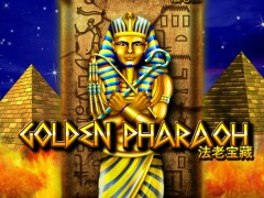 Golden Pharaoh - Spadegaming