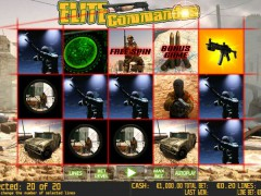 Elite Commandos slotmachines77.com World Match 1/5