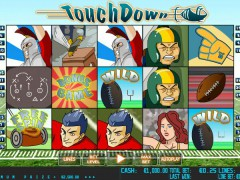 Touch Down slotmachines77.com World Match 1/5