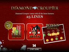 Diamond Croupier slotmachines77.com World Match 1/5