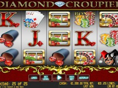 Diamond Croupier slotmachines77.com World Match 2/5