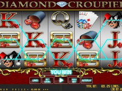 Diamond Croupier slotmachines77.com World Match 4/5