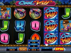 Cool Wolf - Microgaming