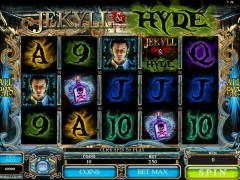 Jekyll and Hyde - Microgaming