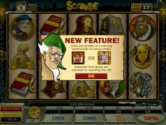 Scrooge slotmachines77.com Microgaming 1/5