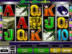Break da Bank Again slotmachines77.com Microgaming 1/5