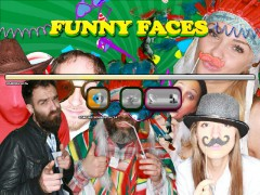 Funny Faces - Wirex Games