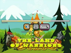 Land Of Warriors - Wirex Games