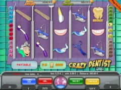 Crazy Dentist slotmachines77.com Wirex Games 1/5