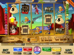 Far West slotmachines77.com Wirex Games 1/5