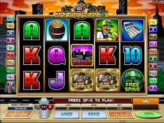 Money Mad Monkey slotmachines77.com Microgaming 1/5
