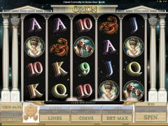 Orion - Microgaming