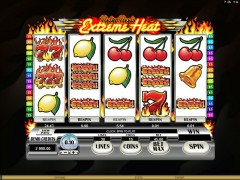 Retro Reels - Extreme Heat slotmachines77.com Microgaming 1/5