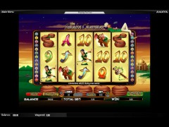 The Snake Charmer slotmachines77.com Microgaming 1/5