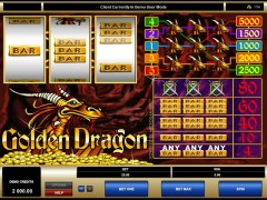 Golden Dragon - Microgaming