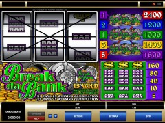 Break Da Bank - Microgaming