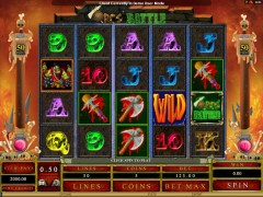 Orc's Battle - Microgaming