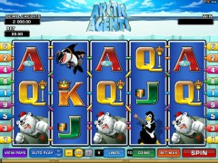 Arctic Agents slotmachines77.com Microgaming 3/5